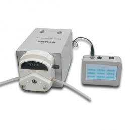 Single-channel Peristaltic Dosing Pump Separate LCD control