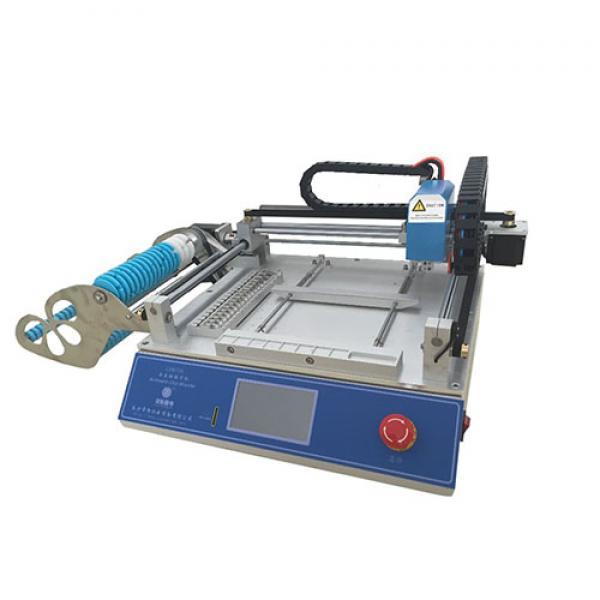 Desktop SMT Pick and Place Machine CHMT28 SMD Pick place Prototype English Version Charmhigh 110v 220v